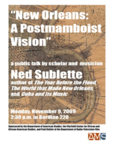 New Orleans: A Postmamboist Vision
