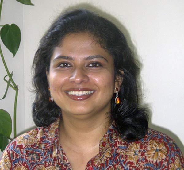 Ipsita Chatterjee, UT Austin Dept. of Geography and the Environment