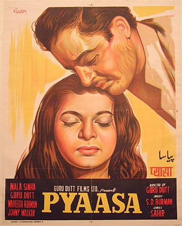 Film Screening: Pyaasa