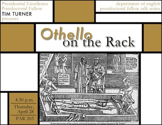 OTHELLO on the Rack
