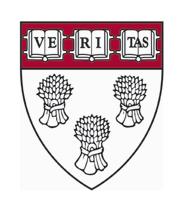 Harvard Law School - Information Session