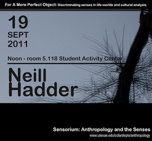Neill Hadder: For A More Perfect Object