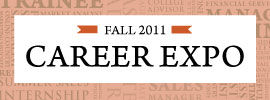 Making the Most of 2011 Career Expo