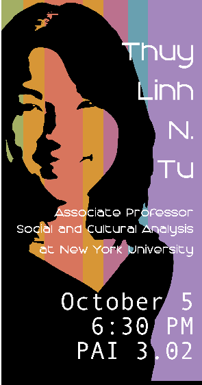 Dr. Thuy Linh N. Tu Lecture