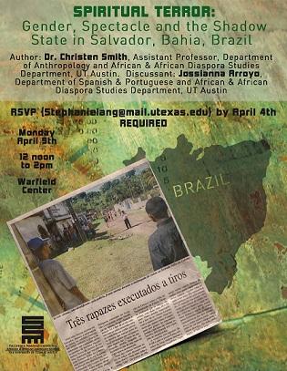 Faculty Seminar  -