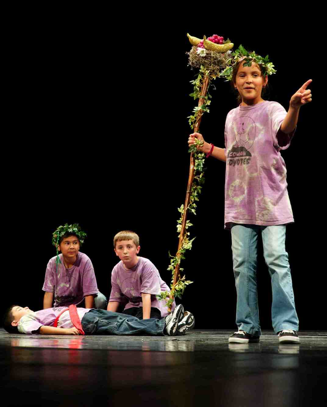 UT Children's Shakespeare Festival