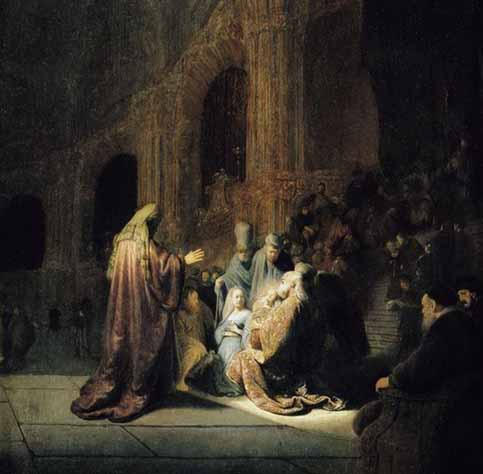 """Rembrandt and the Jews"""