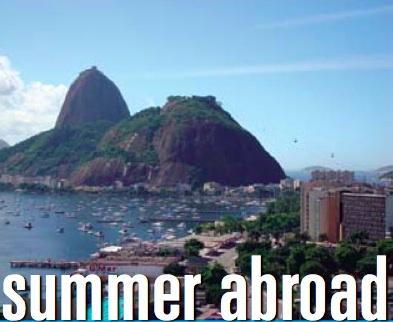 Study Abroad Info Session-Rio