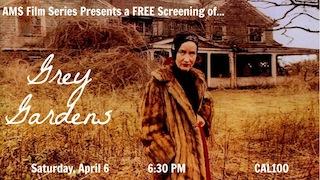 American Studies Film Series: Grey Gardens
