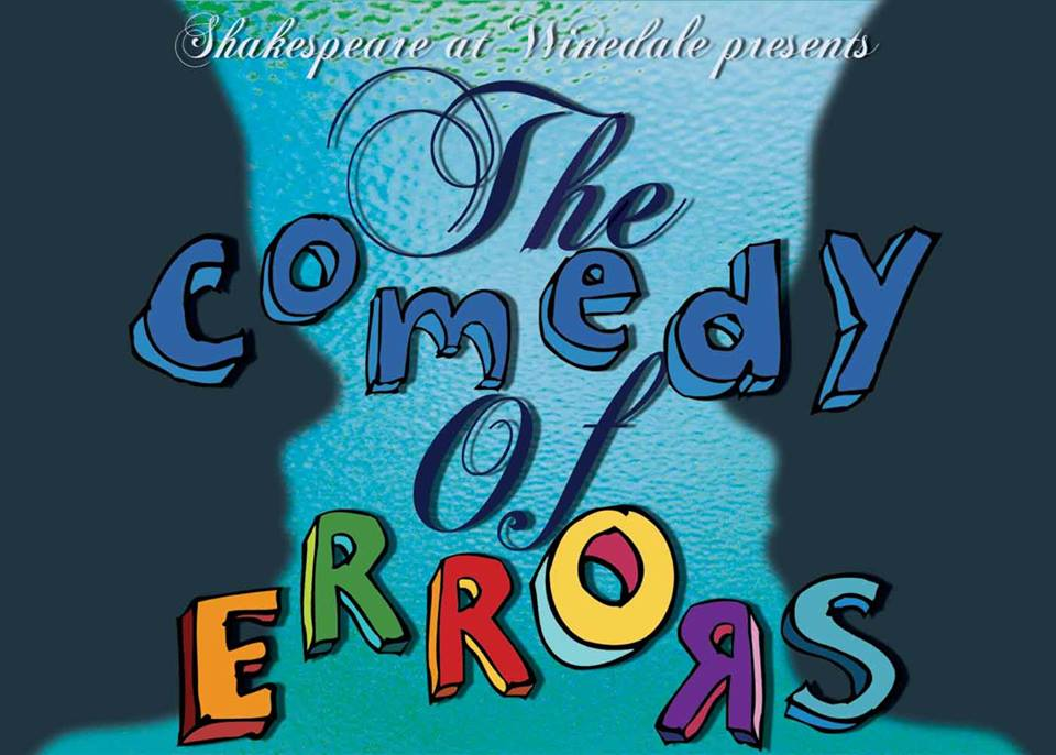 Shakespeare at Winedale Presents The Comedy of Errors in Dallas!