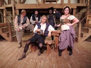 Shakespeare at Winedale on Tour