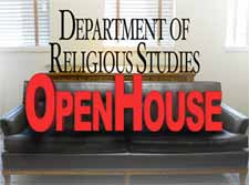 Religious Studies Open House