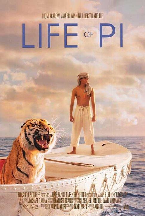 Film Screening: Life of Pi