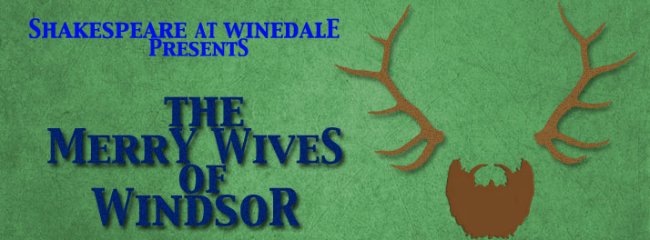 Shakespeare at Winedale presents The Merry Wives of Windsor in Austin!