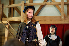 Camp Shakespeare presents Twelfth Night at Winedale