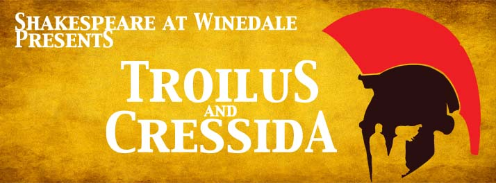 Shakespeare at Winedale presents Troilus and Cressida at the Blackfriars!