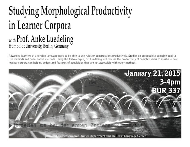 Studying Morphological Productivity in Learner Corpora
