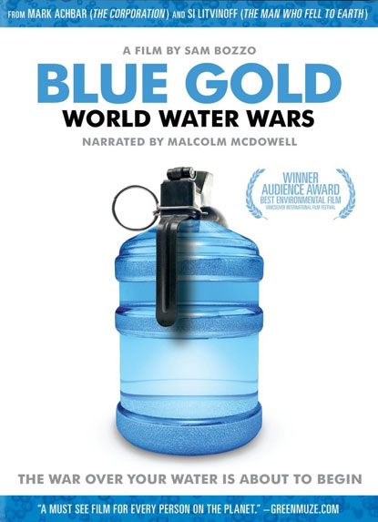 Film Screening: Blue Gold: World Water Wars