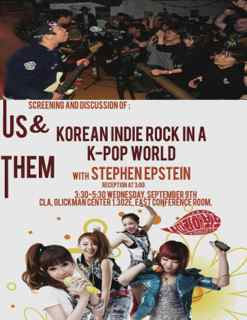 Us and Them: Korean Indie Rock in a K-Pop World