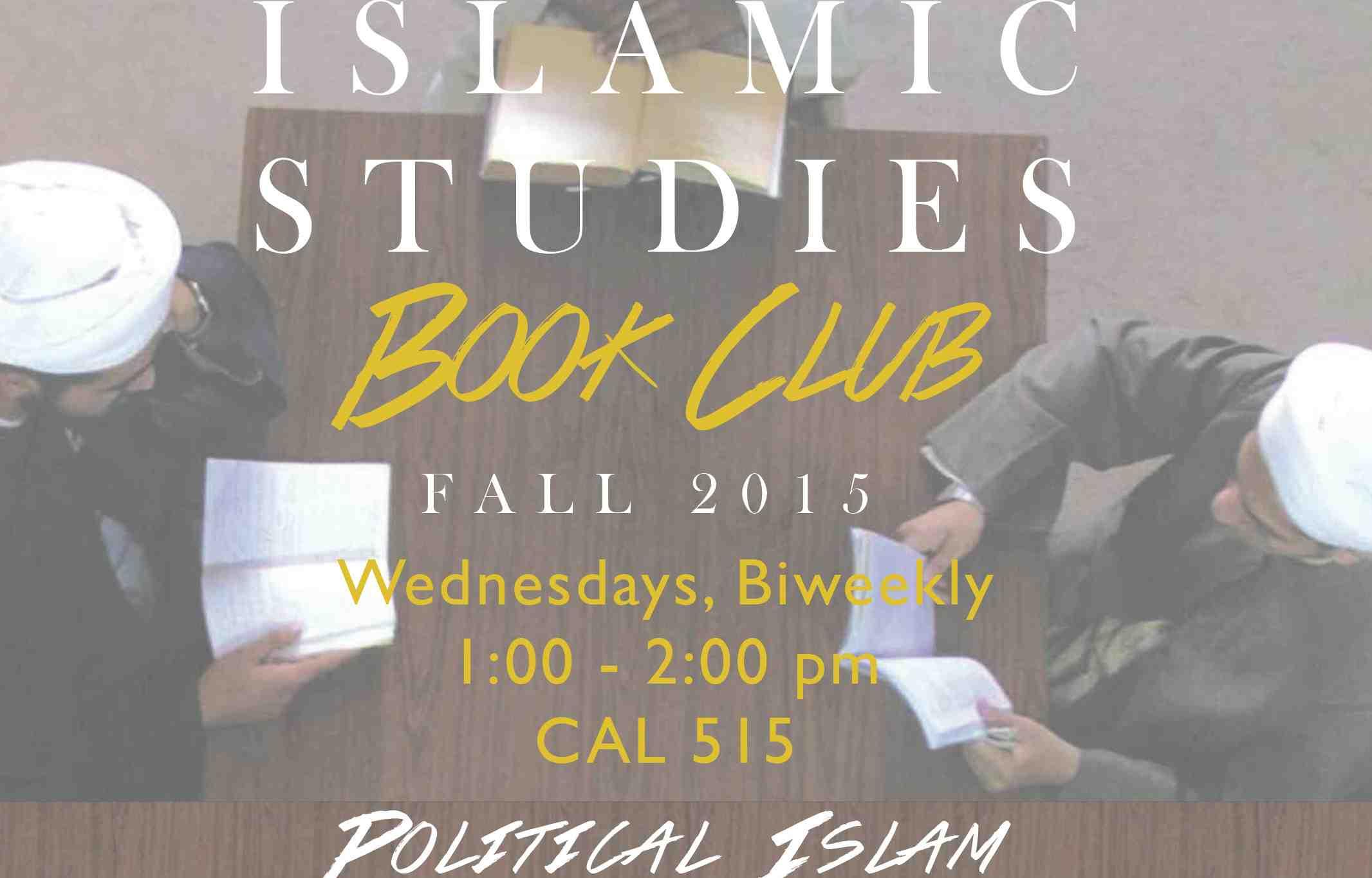 Islamic Studies Book Club