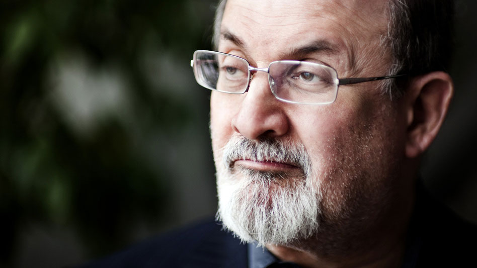 Salman Rushdie keynote address