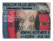 Moscow Plus Summer Program Information Session