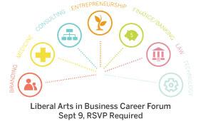 Liberal Arts in Business Career Forum