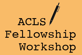 Join MALS and ACLS to learn more about the fellowship application process!