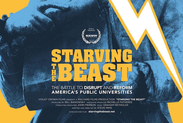 Starving the Beast