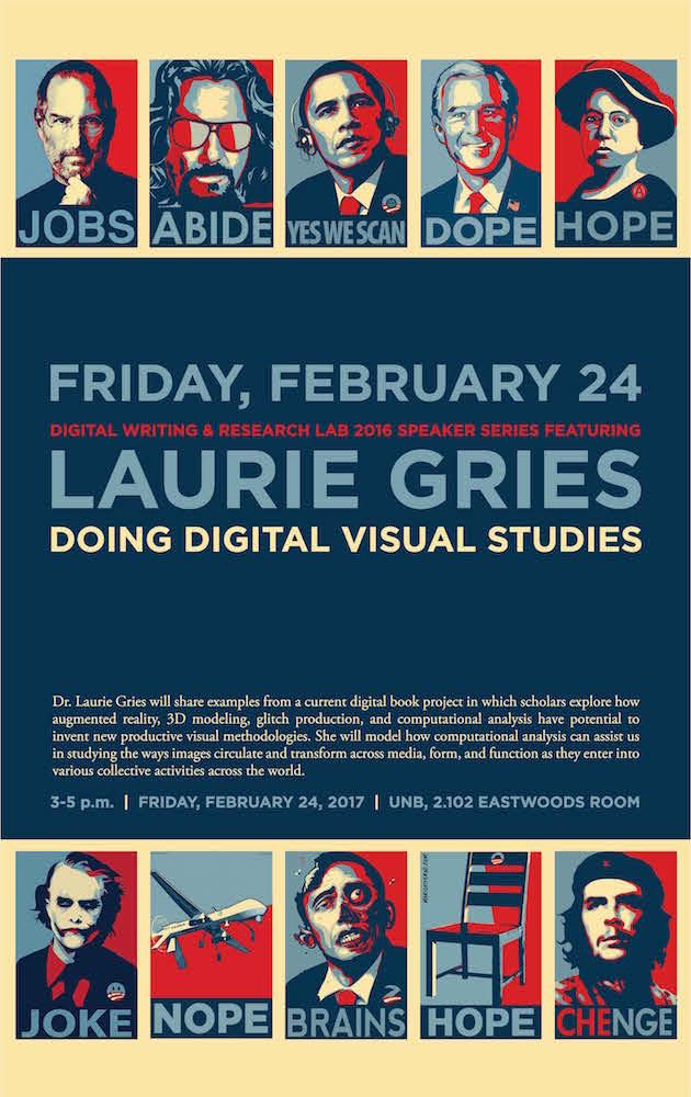 Laurie Gries - DWRL Speaker Series