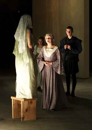 Camp Shakespeare Gala features performance of The Winter's Tale