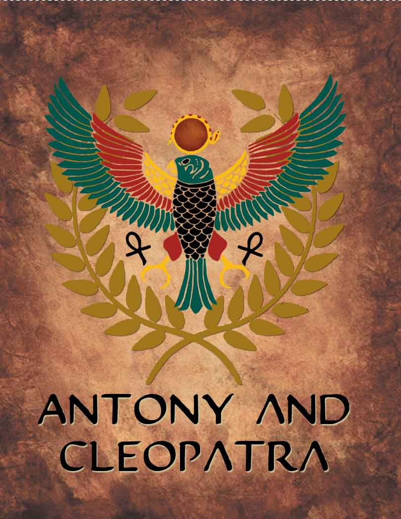 Antony and Cleopatra performed by the Shakespeare at Winedale Summer Class on the UT Campus