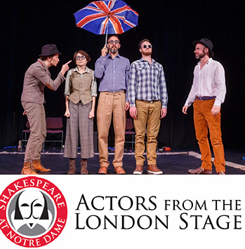 Actors From the London Stage Residency & Performances, September 18-25