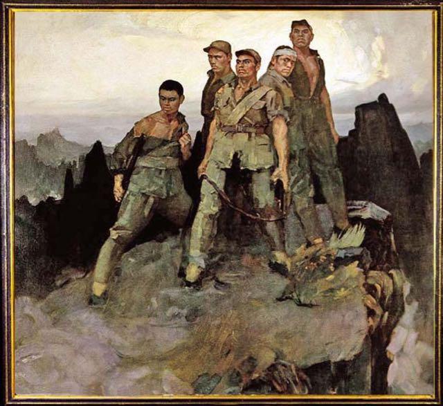 Text(s) to Image(s): Six Maoist‐Era Propaganda Oil Paintings (1957-79)