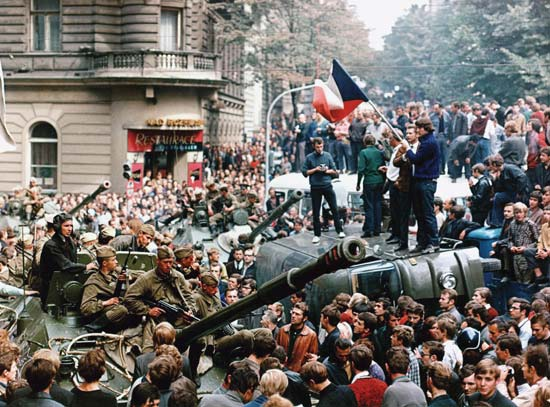 IHS Panel Discussion: 50 Years Since Prague Spring: Socialism with a Human Face? Czech Dreams and Cold War Realities