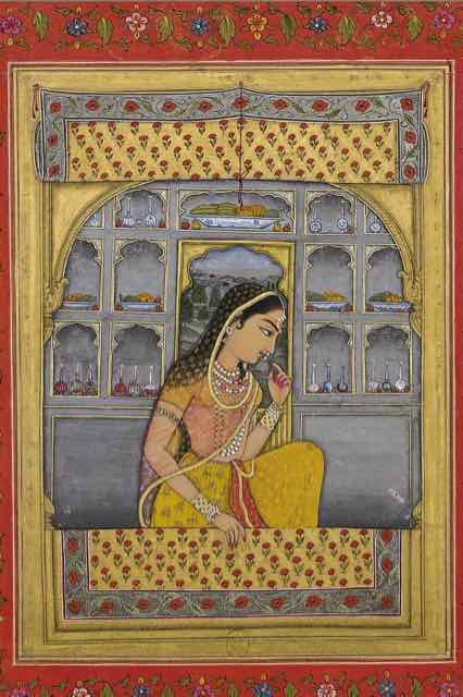 Reflections from Padmini's Palace: Gender, Language, and Desire in Early Modern Hindi