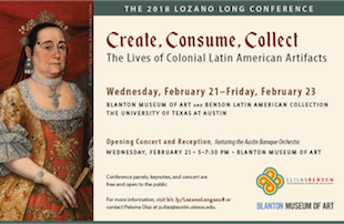 2018 Lozano Long Conference