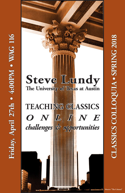 Steve Lundy, University of Texas: