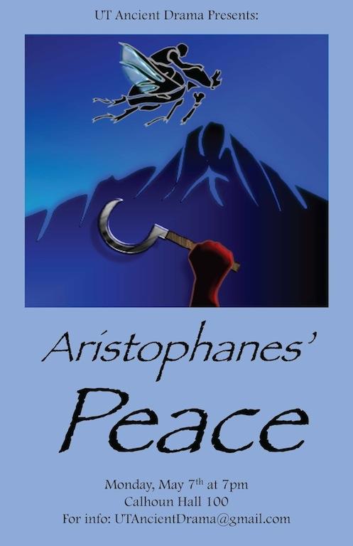 UT Ancient Drama Presents: Aristophanes'