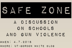Safe Zone: A Discussion on Schools and Gun Violence