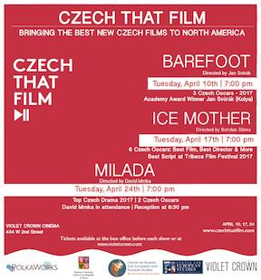 Czech That Film: Barefoot