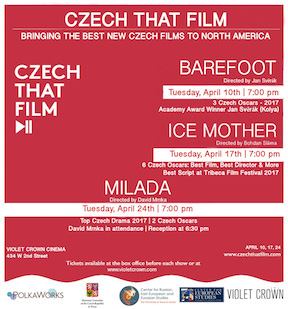 Czech That Film: Ice Mother