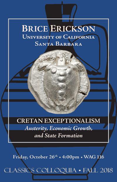 Brice Erickson, UC Santa Barbara: