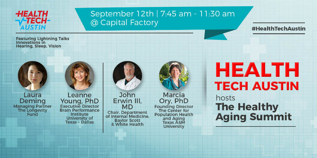 The Healthy Aging Summit