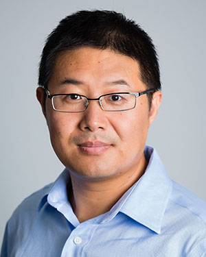"PRC Methods Talk: Dr. Baojiang Chen presents ""Statistical methods for multi-state analysis of longitudinal data."""