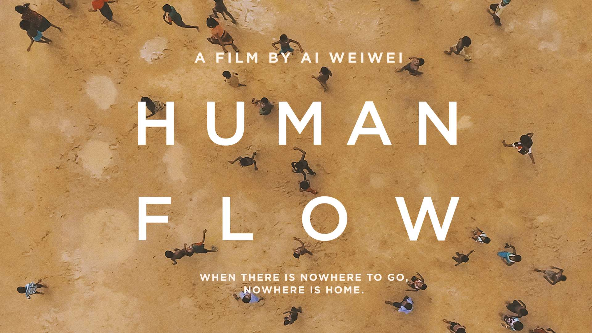 Controversy & Conversation Film Screening: Human Flow