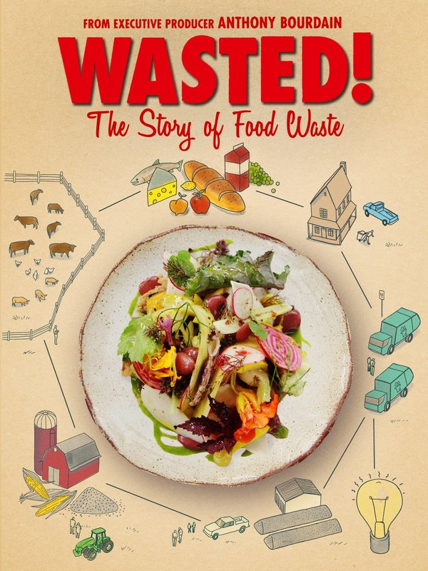 Controversy & Conversation Film Screening: Wasted! The Story of Food Waste