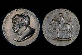 Costanzo de Ferrara Mehmet II medal