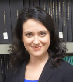 The PRC welcomes Elizabeth Chiarello.