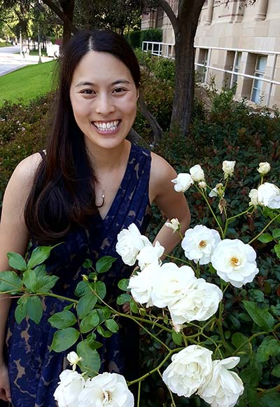 CWGS, CAAS, AMS Assistant Professor Finalist, Catherine Nguyen
